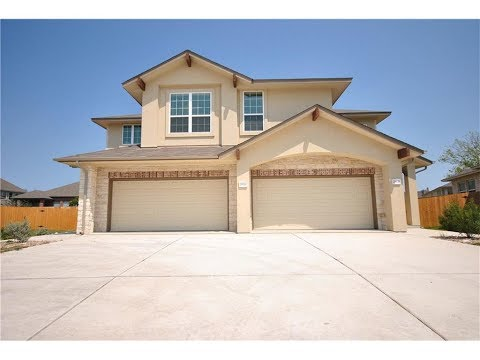 Hutto Townhomes For Rent 3br 5ba By Gdaa Property Management Hutto Texas