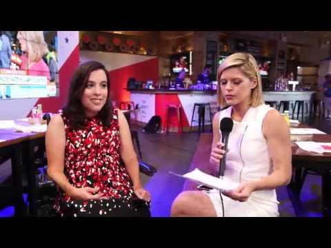 Anastasia Somoza's Interview with CNN