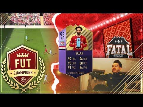 FIFA 18: SBC POTM SALAH + WALKOUT IN SALAH-PACK | PaatoFIFA FIFA 18 Livestream