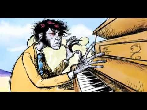 """The Sadies - """"The Horseshoe"""" (from Tales of the Rat Fink)"""