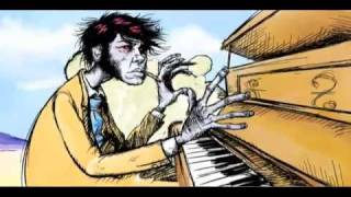 "The Sadies - ""The Horseshoe"" (from Tales of the Rat Fink)"