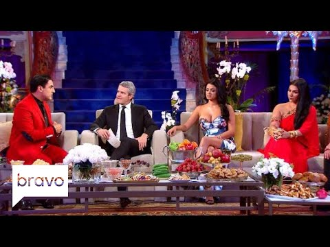 Shahs Of Sunset: Reza Confronts Asa About Keeping Her Secret (Season 6, Episode 14) | Bravo