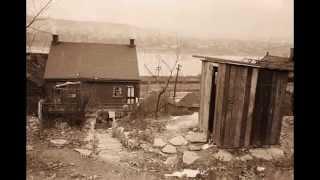 Cincinnati, Ohio Slums 1930