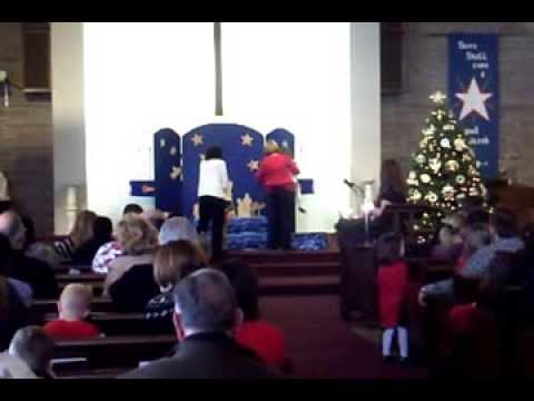 St Paul Christian Education Center Christmas 2013