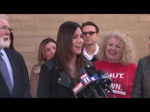 RAW: Plaintiffs in SoCal Gas lawsuit react to court decision