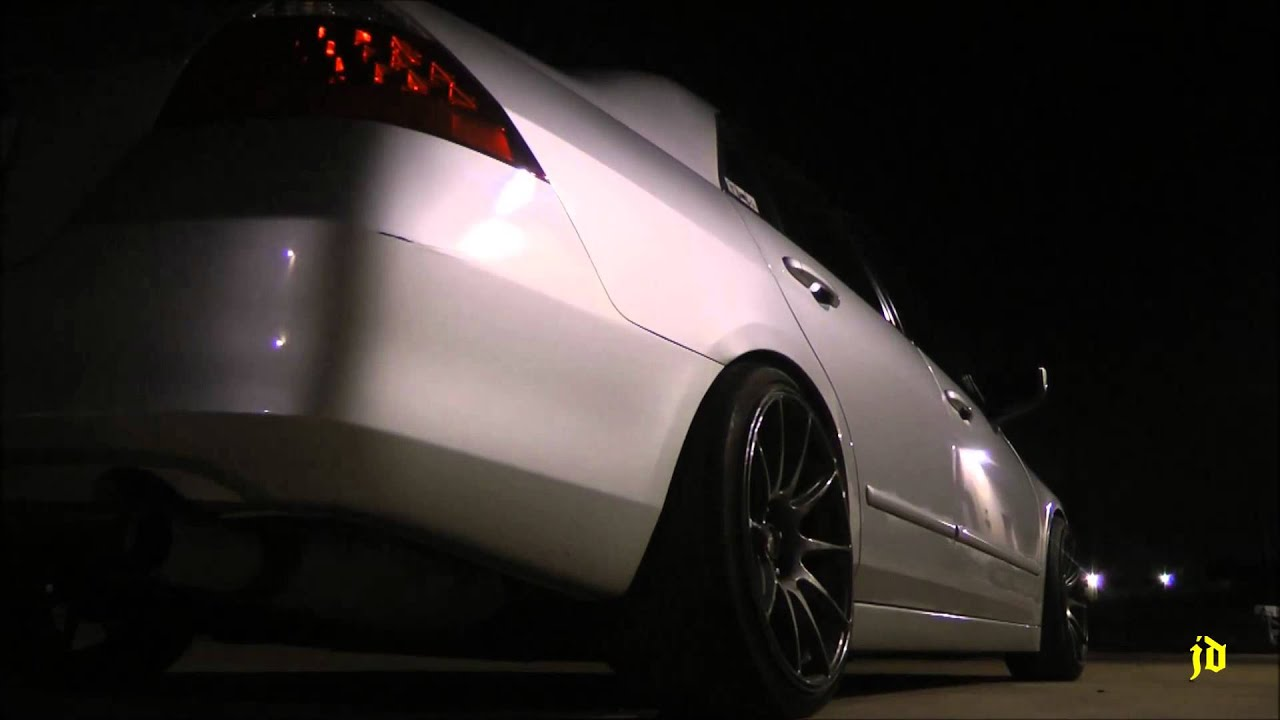My Slammed 2007 Honda Accord Exl Navi Youtube