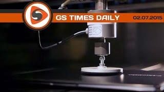 GS Times [DAILY]. Как тестируют ноутбуки?