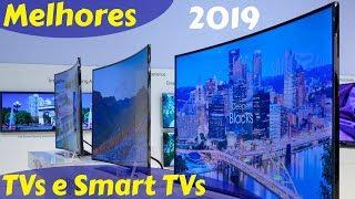 As 10 Melhores TVs e Smart TVs em 2019