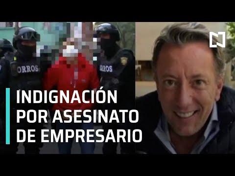 Asesinato de empresario franco-mexicano y socio causan indignación en México - En Punto