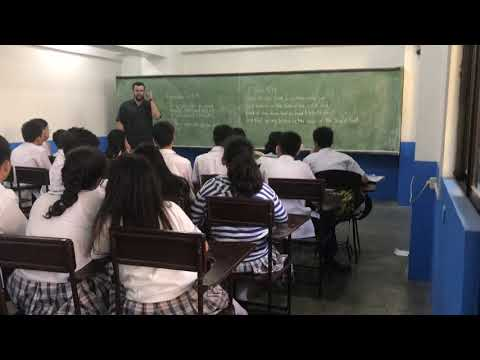Preaching the Gospel at Jesus is Lord Christian School