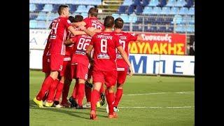 Platanias FC goals season 2017-2018