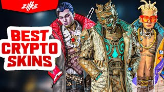 Best Crypto Skins In Apex Legends