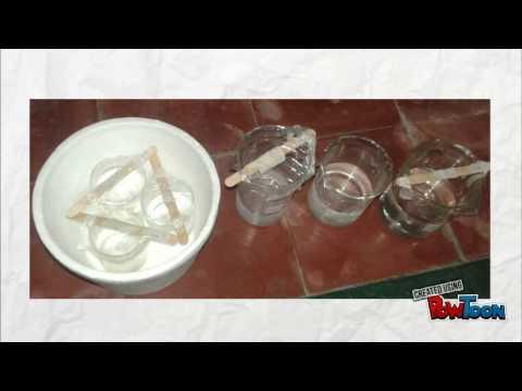 Potassium Alum Monocrystals