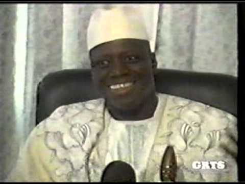 President Jammeh's Interview with Nenneh Mcdual Gaye.mpg5f