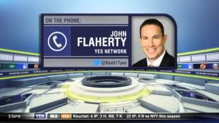 John Flaherty on the Yankees' Wild Card Game loss