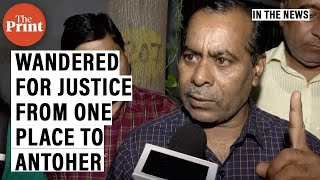 Finally got justice after wandering from one place to another: Nirbhaya's father