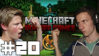 LINK VS HARM?! | Minecraft Hunger Games | #20