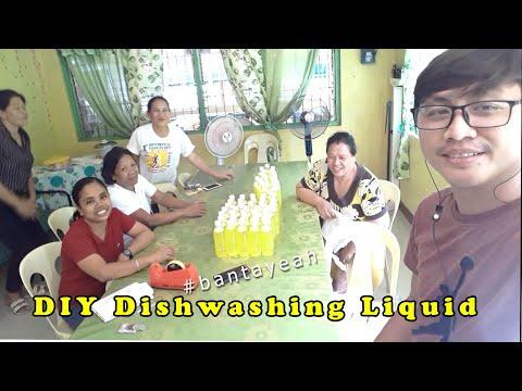 BantaYeah! DIY Dishwashing Liquid (Tutorial)