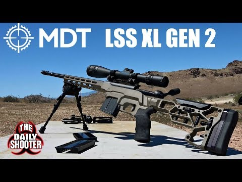 MDT LSS XL GEN 2 Chassis Review