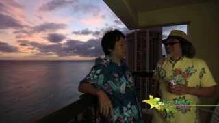 ハワイロケ第4弾!!!!オーシャンビューのホテルからゆる~くお届けします...
