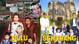 REACTION VIDEO PERTAMA ANAK2 GEN HALILINTAR