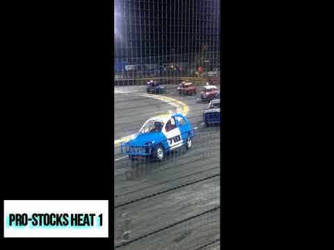 Lochgelly Racewall Hrp Pro Stocks Heat Youtube