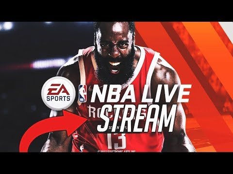 NBA LIVE MOBILE 18 GAMEPLAY STREAM! TRYING TO UNLOCK THE AUCTION HOUSE IN NBA LIVE MOBILE 18!