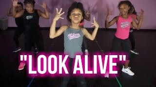 "BlocBoy JB ""Look Alive"" 