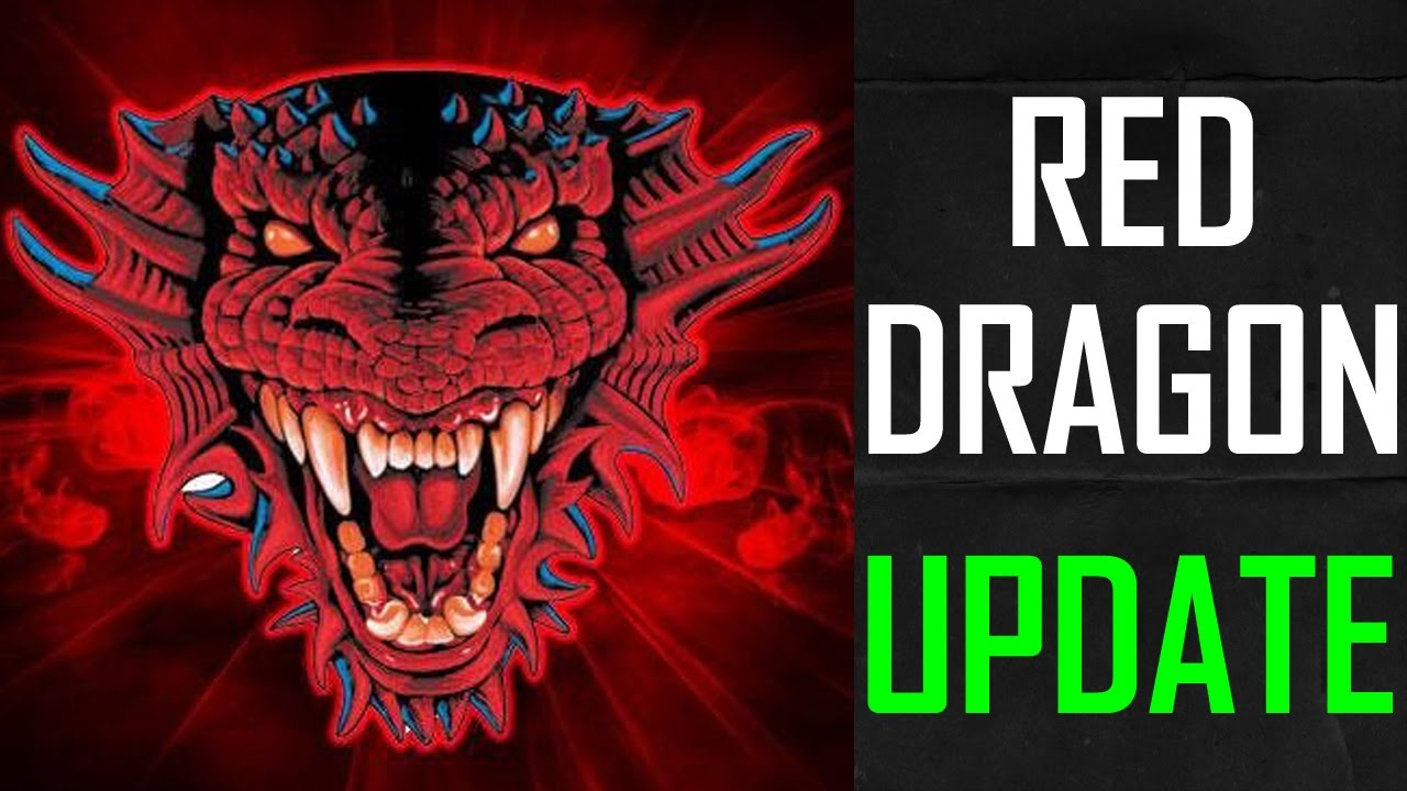 Red Dragon Channel Update - Changes Coming