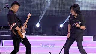 """Dewa Feat. Ari Lasso """"Restoe Boemi"""" - Simfoni Untuk Bangsa"""