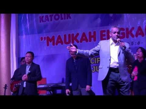 KRK BATAM 2017 MAUKAH ENGKAU SEMBUH JUDE ANTOINE