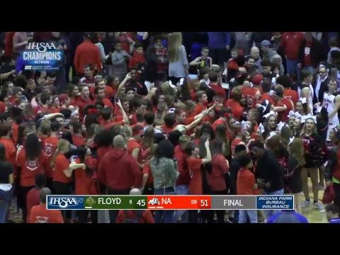 IHSAA Seymour Championship - New Albany v. Floyd Central