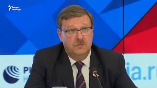 Реакция ЕС на санкции США против России / Новости