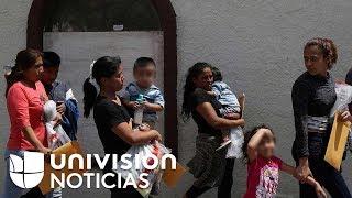 Gobierno ha reunificado a 450 niños entre 5 y 17 años que fueron separados de sus padres en frontera
