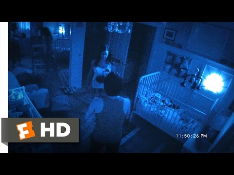 Paranormal Activity 2 1010 Movie   Evil Katie 2010 HD