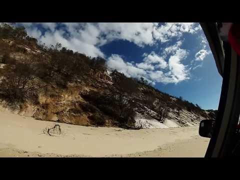 Fraser Island Christmas 2013