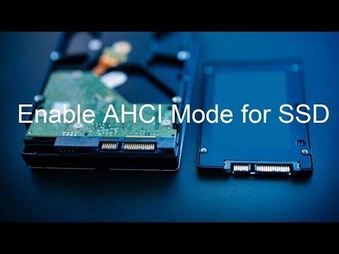 كيفية تفعيل وضع AHCI على ويندوز 10 بدون الحاجة لإعادة التثبيت لتسريع الويندوز
