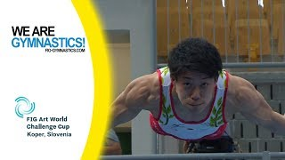 2018 Koper Artistic Gymnastics World Challenge Cup – Highlights Men
