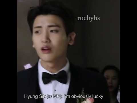 Park Hyung Sik reaction over Park Bo Young Wedding Dress ❤