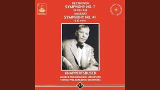 """Symphony No. 41 in C Major, K. 551 - """"Jupiter"""": I. Allegro vivace"""