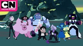Download lagu Steven Universe in FIVE MINUTES | EVERYTHING From Seasons 1-5 | Cartoon Network