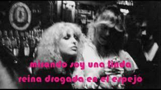 Pretty dope fiend - SUBTITULADA AL ESPAÑOL (nancy spungen tribute)