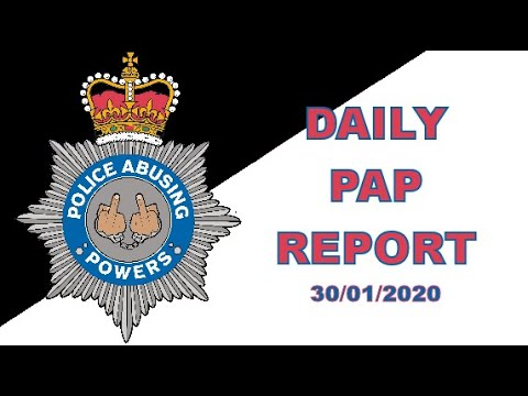 PAP Reports 30.01.20