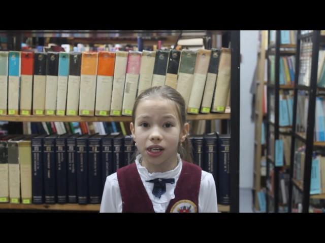 Изображение предпросмотра прочтения – ЮлияЕфимова читает произведение «Зима» И.З.Сурикова