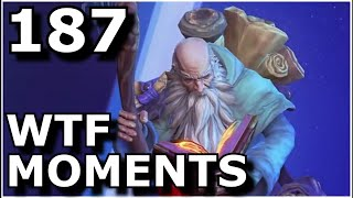 Heroes of the St๐rm - Epic and Funny WTF Moments #187
