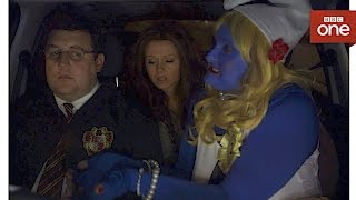 Giving Elsie a lift home - Peter Kay