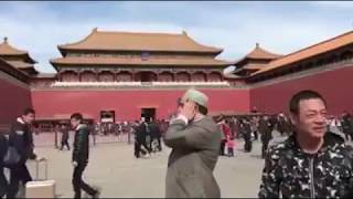 Beautiful Azan Being Given at Tiananmen Square by A K Muazzin