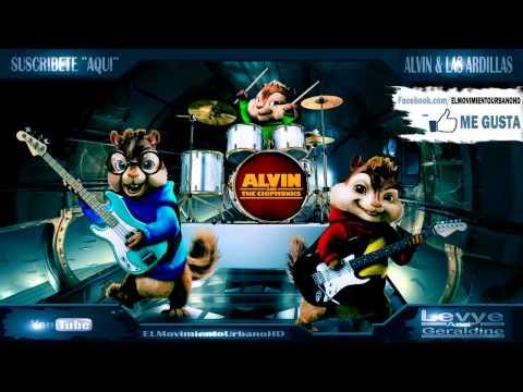 Alvin & las Ardillas -  Cartas Sin Marcar (Samo Y KJ)(Prod. By KJ Music, Ingeniero Y Mosty)