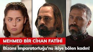 Bizans İmparatorluğu'nu Ikiye Bölen Kadın! - Mehmed Bir Cihan Fatihi 5. Bölü