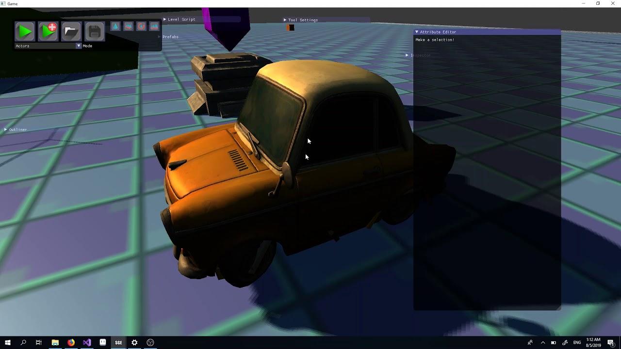 3D Puzzle Platformer Game Dev Log #2 - Animations PBR(ish) Gameplay